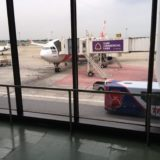 タイ ドンムアン空港 バンコ子連れ旅行