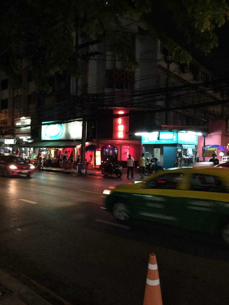 パッポン・タニヤ通り