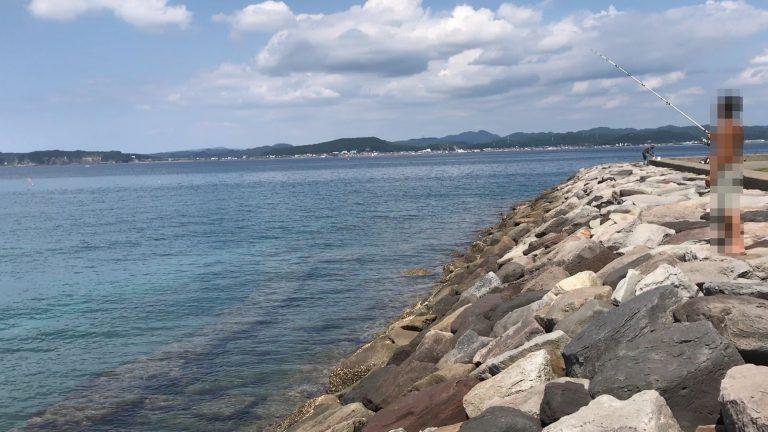 沖ノ島 釣り