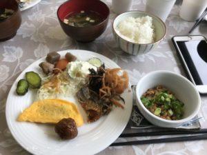 ホテルセレクトイン三島 朝食