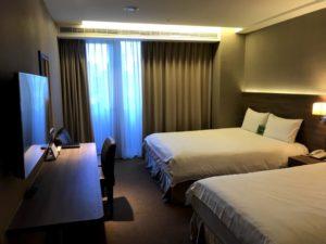 yホテル部屋